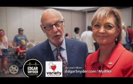 2019 CLASS Community Heroes Awardee - Edgar Snyder & Associates